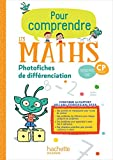 Pour comprendre les maths CP, cycle 2 : photofiches de différenciation | Bramand, Natacha - Auteur
