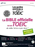 bible officielle du test TOEIC (La) | Harvey, Cassandra. Auteur