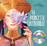 princesse Grenouille (La) | Harel, Marie-Alice (1986-....). Illustrateur