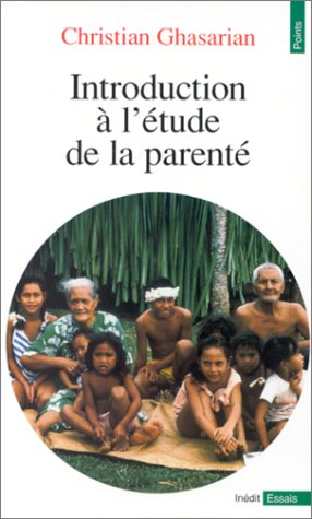 Introduction à l'étude de la parenté