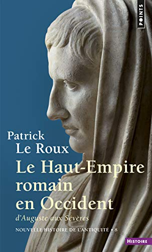 Le Haut Empire romain en Occident