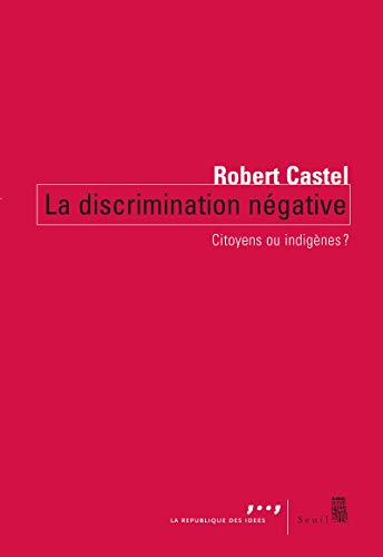 La discrimination négative