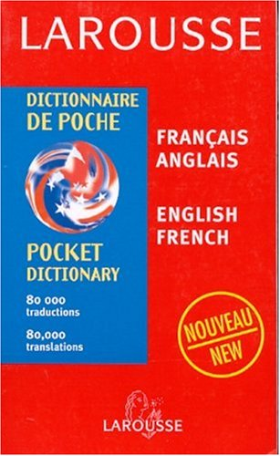 Dictionnaire de poche français-anglais / english  french