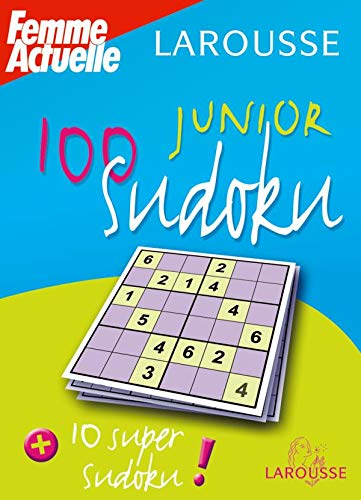 100 sudoku junior + 10 super sudoku !