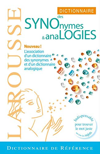 Dictionnaire des synonymes et analogies