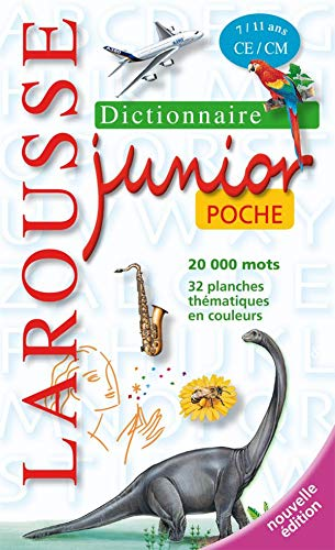 Dictionnaire Larousse junior poche