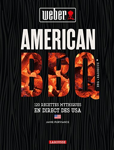 American BBQ / Jamie Purviance ; photographies des recettes, Tim Turner ; photographies des reportages, Michael Warren ; traduction, Martine et Dominique Lizambard.