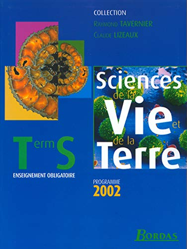 Sciences Vie Terre Term S - Obligatoire