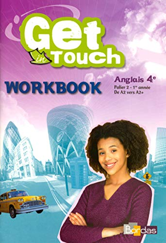 Anglais 4e Get in touch