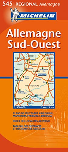 Allemagne Sud-Ouest