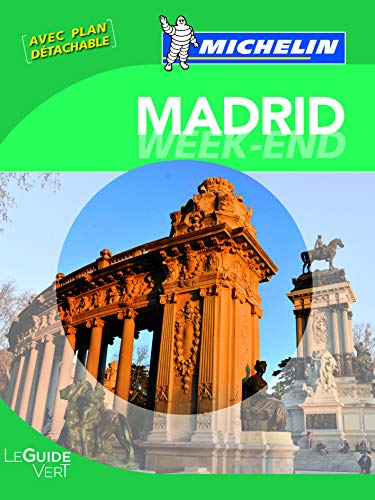 Guide Vert Week-end Madrid