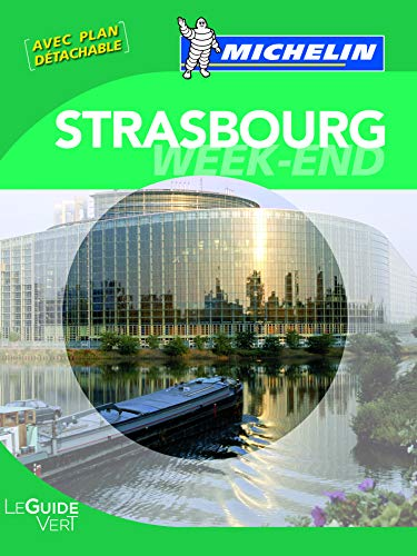Guide Vert Week-end Strasbourg