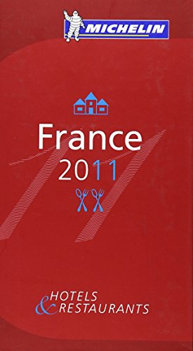 Guide Michelin France 2011