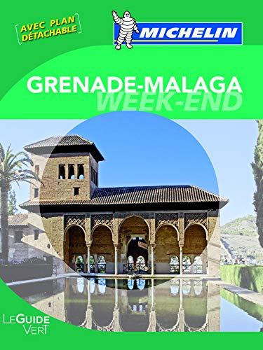 Guide Vert Week-end Grenade Malaga