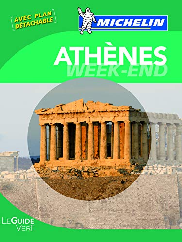 Guide Vert Week-end Athènes