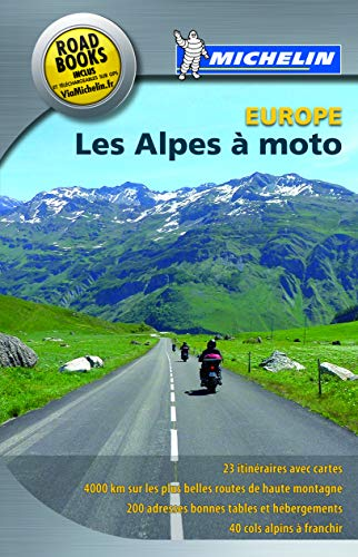 Les Alpes à moto : Europe