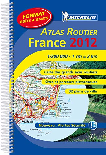 Atlas Routier France 2012 Compact