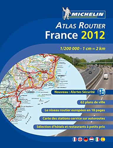 Atlas routier France 2012 Relié
