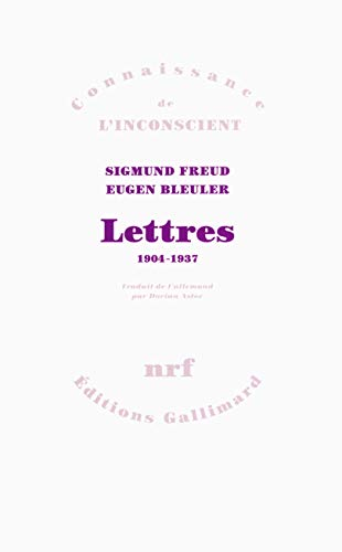 Lettres (1904-1937) |