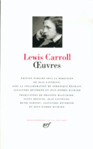 Lewis Carroll : Oeuvres