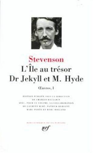 Stevenson : Oeuvres, tome 1