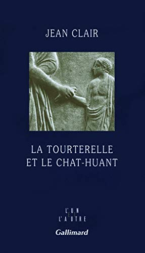 La tourterelle et le chat-huant : Journal 2007-2008
