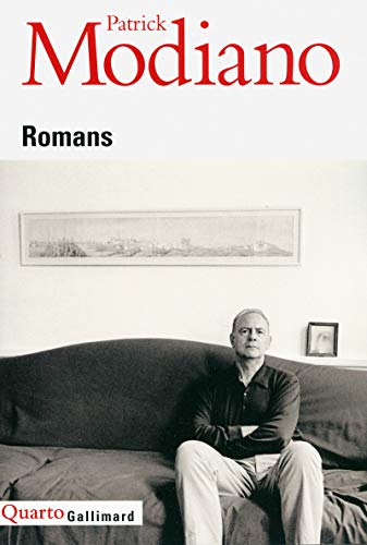 Romans / Patrick Modiano.