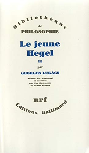 Le Jeune Hegel tome 2