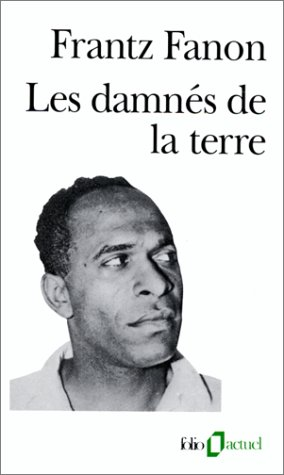 Cover art for Les damnés de la terre