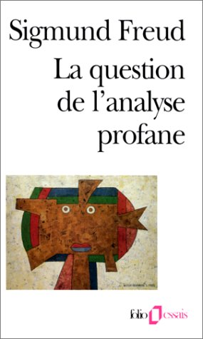 La question de l'analyse profane