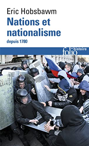Nations et nationalisme depuis 1780