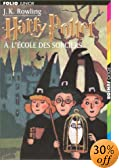 Harry Potter a l'ecole des sorciers by  J. K. Rowling, Emily Walcker (Illustrator) (Paperback - January 2002)