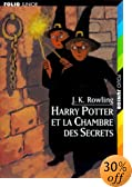 Harry Potter et la chambre des secrets by  J. K. Rowling, Emily Walcker (Illustrator) (Paperback - September 1999)