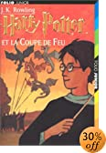 Harry Potter Et LA Coupe De Feu by  J. K. Rowling, Jean-Francois Menard (Translator) (Paperback - January 2002)