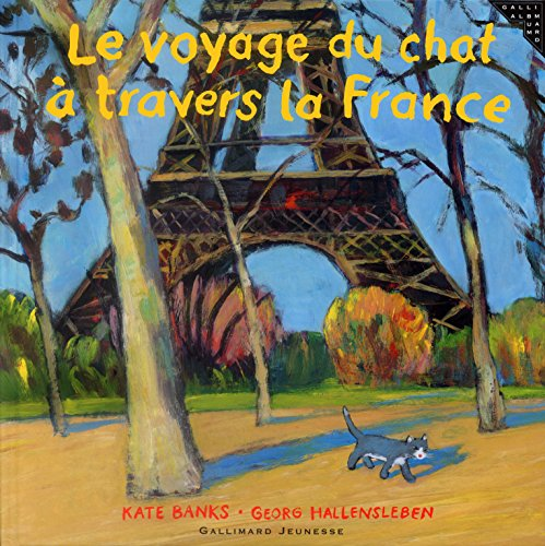 Le Voyage du chat à travers la France