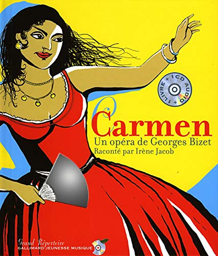 Carmen (1CD audio)
