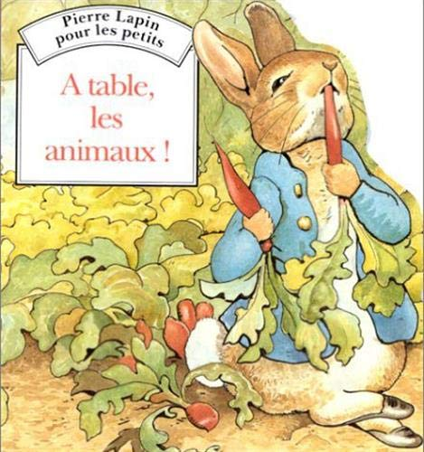 A table, les animaux!