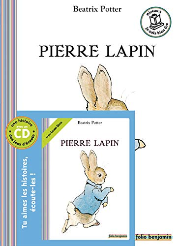 Pierre Lapin (1CD audio)