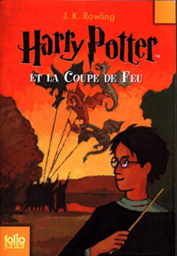 Harry Potter, Tome 4