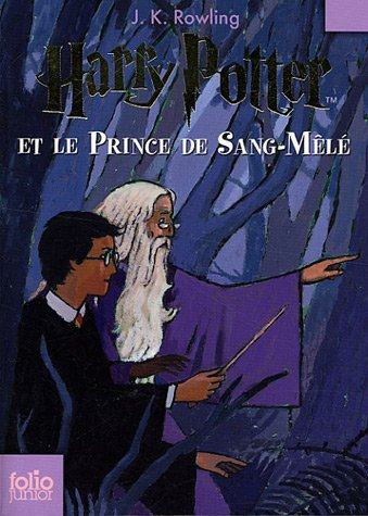 Harry Potter, Tome 6