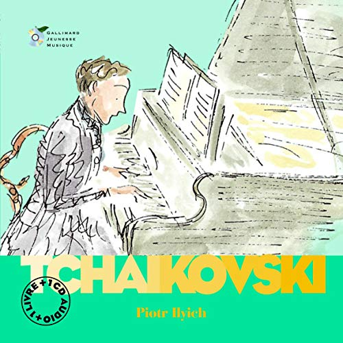 Tchaïkovski (1CD audio)