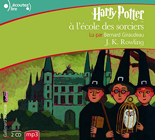Harry Potter a l'Ecole des Sorciers CD