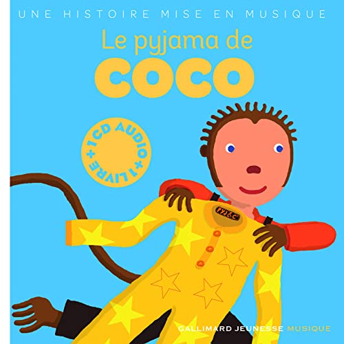 Le pyjama de Coco (1CD audio)