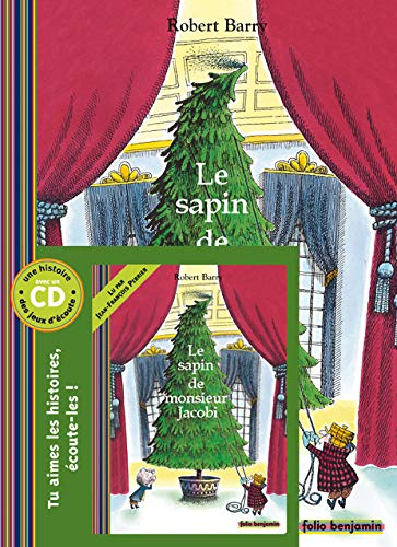 Le sapin de monsieur Jacobi (1CD audio)