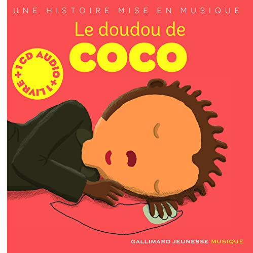 Le doudou de coco (1CD audio)