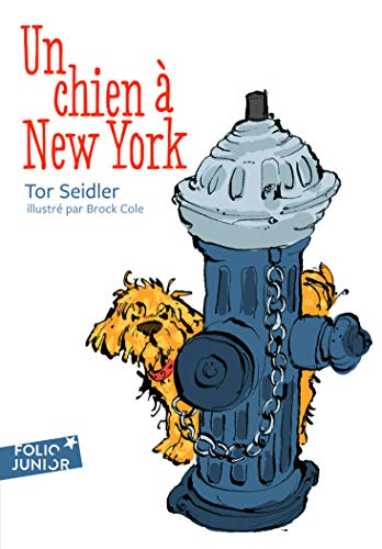 Un chien à New York