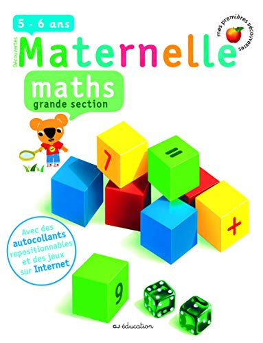 Maternelle, Maths, grande section