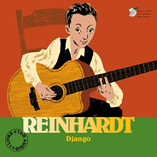 Django Reinhardt (1CD audio)
