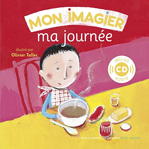Ma journée (1CD audio)