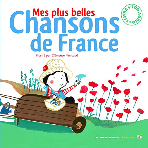 Mes plus belles chansons de France (1CD audio)
